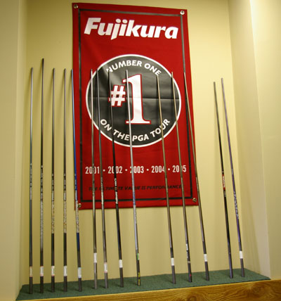 Mattiace Golf Fujikara Shafts